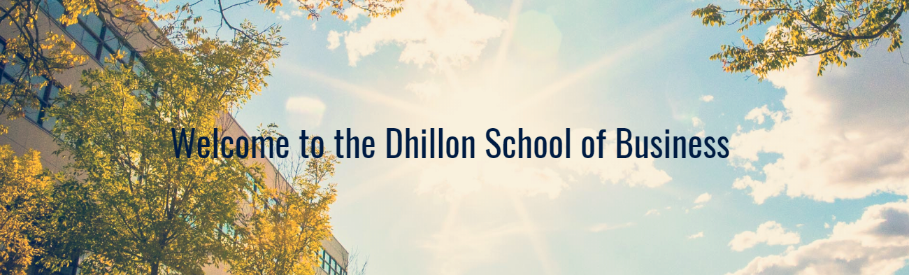 Post Diploma Business @ Dhillon Business School,Calgary (University of Lethbridge)