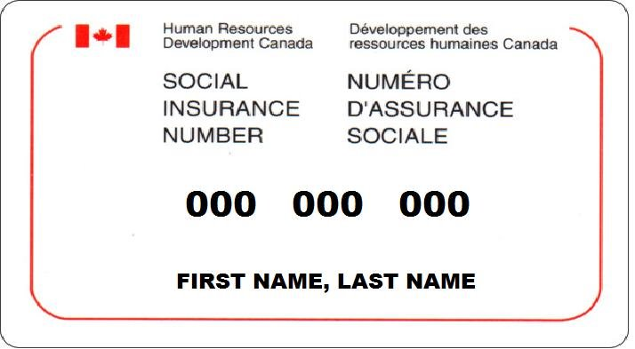 The Social Insurance Number (SIN) is a 9 digit number and it's importance for international students