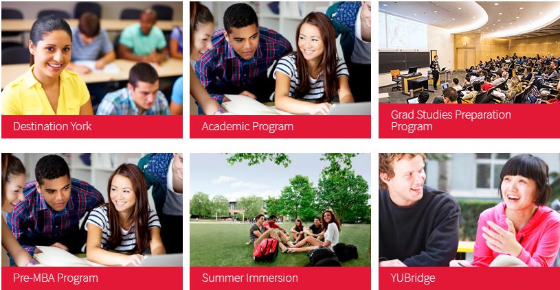 York University - School of Continuing Studies ( Toronto)